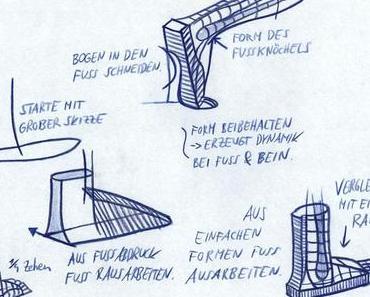 Zeichenkurs: Tutorial – Füße zeichnen