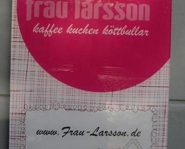 Tack Frau Larsson, für ein hübsches Stück Schweden mitten in Hamburg-Winterhude