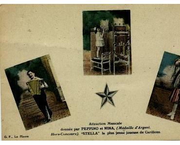 Postkarte 15: Attraction Musicale