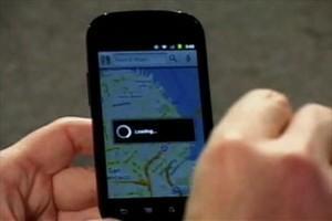 Google Chef Schmidt zeigt Nexus S und Android 2.3