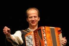 Rudi Zapf: Solo mit Knopfakkordeon