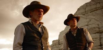 Trailer zu Jon Favreaus 'Cowboys & Aliens'