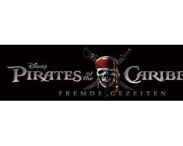 """Offizieller Titel zu Fluch der Karibik 4: """"Pirates of the Caribbean – Fremde Gezeiten"""""""