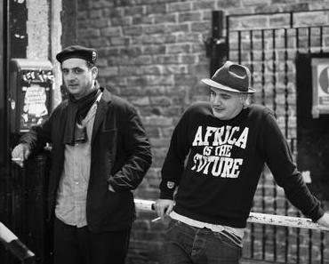 Im Interview: Modeselektor