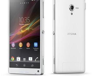 Sony Xperia ZL – Das fantastische 5 Zoll HD Smartphone
