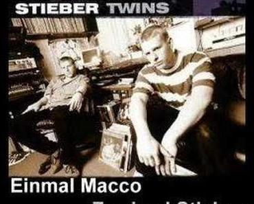 Stieber Twins feat. Cora E – Einmal Macco Zweimal Stieber [Classic]