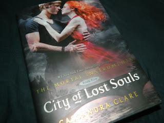Cassandra Clare- City of Lost Souls (Rezension)
