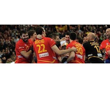 Spanien – ein Weltmeister mit Hand und Fuß