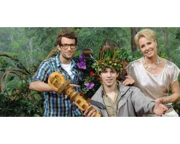 Joey ist Dschungel-König 2013