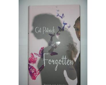 KW 04/2013 - Mein Buchtipp der Woche - Forgotten von Cat Patrick