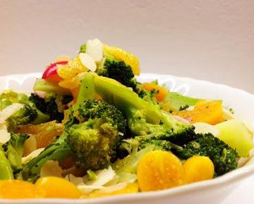 Broccoli-Salat oder Love in a Bowl