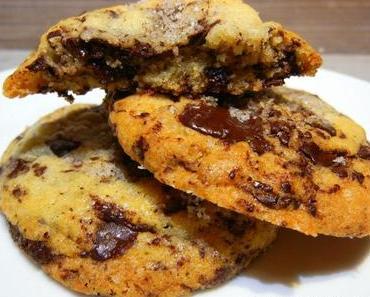 Vanille-Meersalz-Schokoladen-Cookies