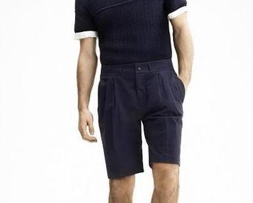H&M; Summer 2013 - Menswear Lookbook