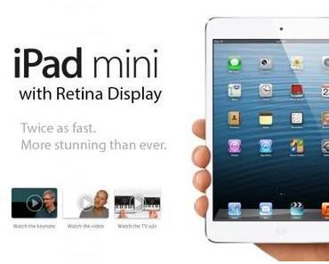 Neues Apple TV-Modell könnte auf iPad mini mit Retina-Display und A5X-Chip hinweisen