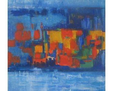 Christine Rohrbach, Hannover, Malerei: Ausstellung in Selze/Letter Februar bis Juni 2013