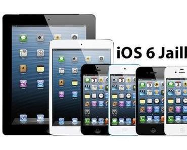 iOS 6 / iPhone 5 Jailbreak alias evasi0n fast fertig