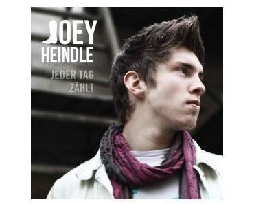 Joey Heindle aus dem Dschungel in die Charts