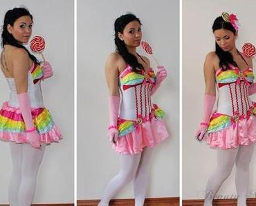 [Fasching] Lollipop Girl