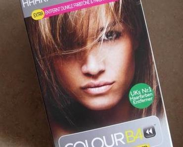 Einmal Haare färben und zurück – Colour B4 Haarfarben Entferner