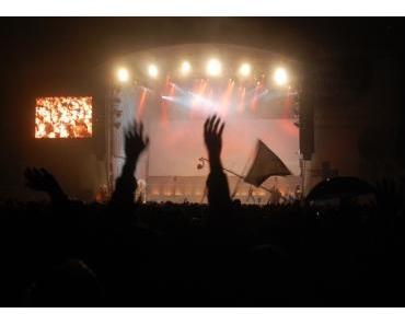 Konzertbesuche sind ein unvergessliches Erlebnis