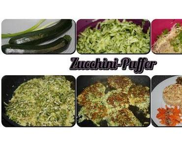 Low Carb Rezept: Zucchini-Puffer