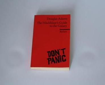 The Hitchhiker's Guide to the Galaxy.