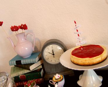 Alice in Wonderland - Desserts