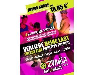 Mehrzad's Art of Dance macht neugierig auf Zumba und Hip-Hop