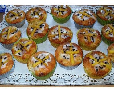 Mango-Muffins mit Joghurt