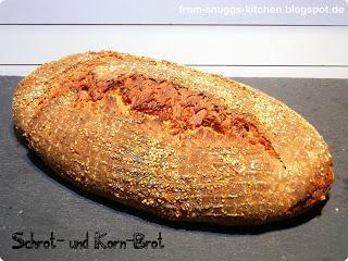 Schrot- und Korn-Brot