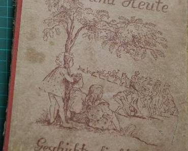 DIY: Cover für Kindle und andere eBook-Reader aus altem Buch