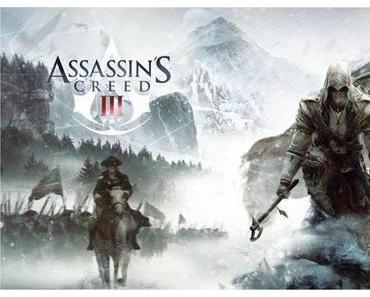 Ubisoft datiert die AC3 DLCs und veröffentlicht Teaser