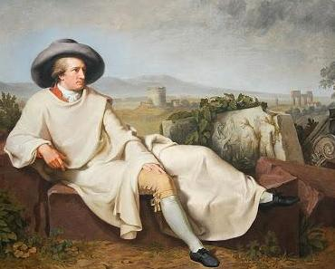 Goethe hat's wie ich