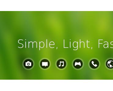 Smart Launcher: Ein minimalistischer Launcher für Android