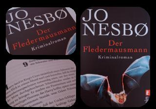 Schmökern: Der Fledermausmann von Jo Nesbø