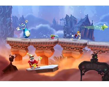 Entwickler von Rayman Legends machen Wut Luft