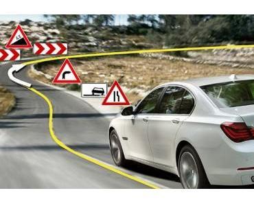 BMW führt neue Assistenzsysteme ein