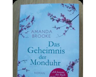 [Rezension] Das Geheimnis der Monduhr von Amanda Brooke
