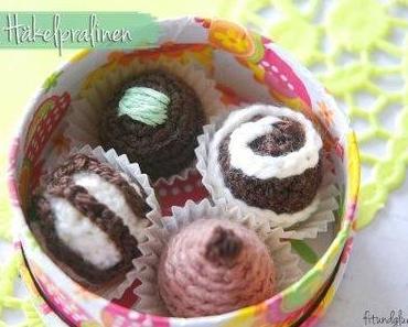 DIY Häkelpralinen / DIY crochet chocolates