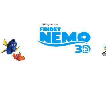 Ab 14.02. bis 07.03.2013 noch mal im Kino: Findet Nemo 3D