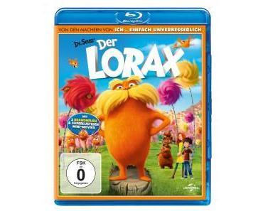 Filmkritik 'Der Lorax' (Blu-ray)