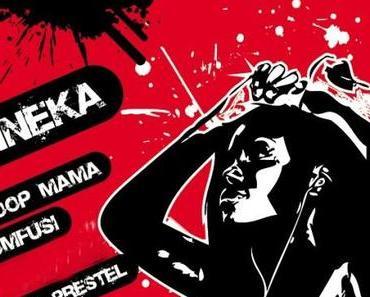 Music for Goals – Benefizkonzert mit Nneka, Moop Mama uvm. in München