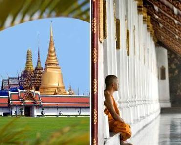 Bangkok...die Stadt der Gegensätze