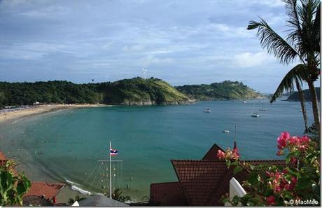 Thailand 2012-Nai Harn Beach