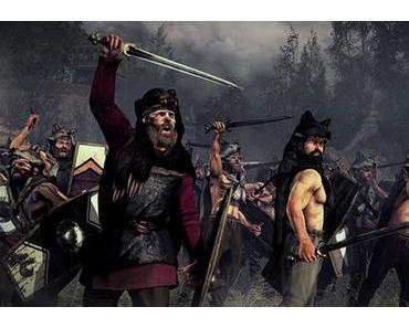 Die Sueben bilden die sechse Fraktion für Total War Rome 2