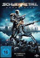 Review: Schwermetall Chronicles (seit 7. Februar auf BD/DVD im Handel)