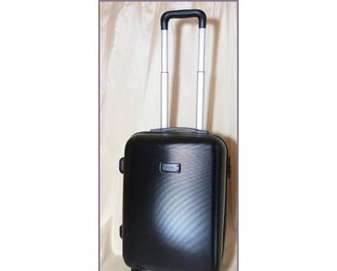 Ich packe meinen Koffer…ähhh Köfferchen