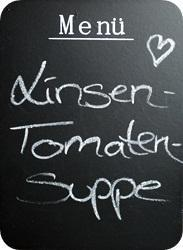 Soup of the day #2: Rote Linsen-Tomaten-Suppe