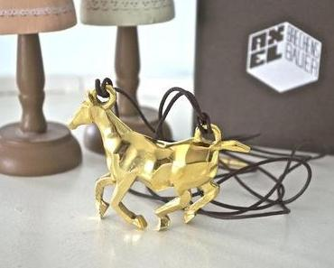 Gold Horse via StandardStandard