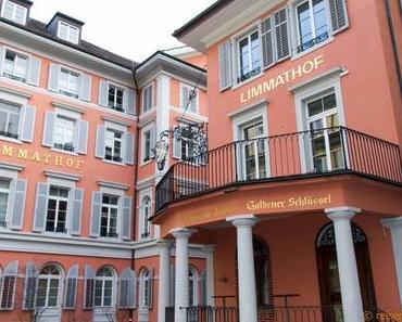 Römisch baden und Private Spa im Wellness-Hotel Limmathof Baden
